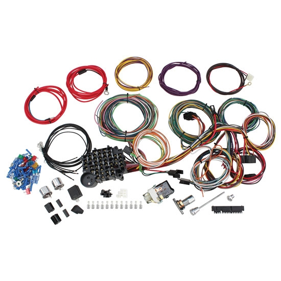 Garage Sale - Speedway Universal 20 Circuit Wiring Harness
