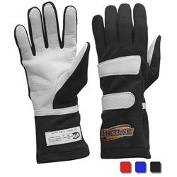Speedway Nomex Racing Gloves, Single Layer