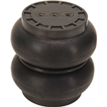 Slam Specialties SS-5 5-1/2 Inch Diameter Suspension Air Spring, 1/2 Inch Port