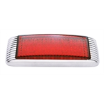 1941 Ford Style LED Flush Mount Tail Light, Red