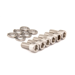 Stainless Steel Motor Mount Bolts, Chevy
