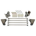 Speedway Model T, A, 1932-34 Four-Bar Rear Suspension Kit, Stainless Steel