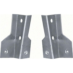 OER K36702 Endura Bumper Inner Bracket Mounts for 1969 Camaro, Pair