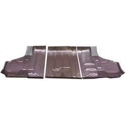 Sherman 707-76K Trunk Floor 3 Piece Kit
