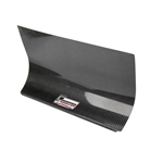 Swindell Series Raised Rail Radiator Air Scoop