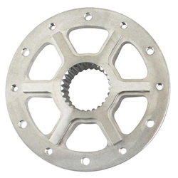 M&W SH-525 Micro/Mini/600 Sprocket Hub, 5.25 Inch Bolt Cirle