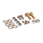 Henchcraft Mini Lightning Sprint Throttle Pedal Bolt Kit