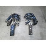 Garage Sale - Dynatech Big Block Chevy Two Step Dragster Headers, 2-3/8 - 2-1/2, STD Collector