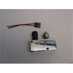 Garage Sale - Adjustable Proportioning Block With Brake Light Switch, Polished