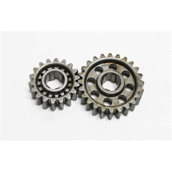 Garage Sale - B&J Midget Quick Change Gears, Set 25