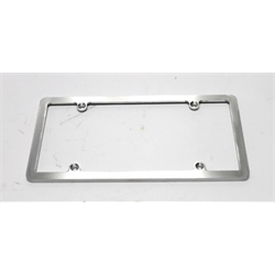 Garage Sale - Billet Aluminum License Plate Frame Holder