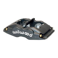 Wilwood 120-11128 Forged Superlite Caliper-1.38 In Piston-.81 In Rotor