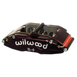 Garage Sale - Wilwood 120-6388 Billet Thermolock T1 Piston Caliper, Left Hand