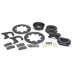 Black Gold Oldsmobile/Pontiac Rear Disc Brake Kits