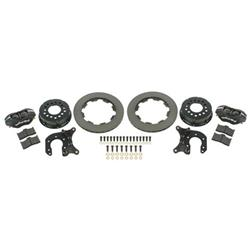 Wilwood 140-2117-B Rear Brake Kit - Mopar/Dana Axle, 2.36 Offset