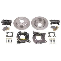 Wilwood Rear E-Brake Kits - Ford 9 Inch Axle