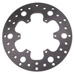Wilwood 160-3455 Inboard Steel Drilled Brake Rotor, 10.5 x .35 Inch