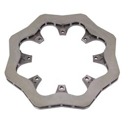 Wilwood 160-8343 Scalloped Brake Rotor, 11.75 x 1.25 Inch