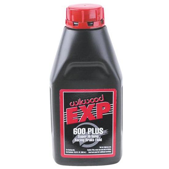 Wilwood 290-6209 EXP 600 Plus Extreme Performance Racing Brake Fluid