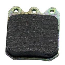 Wilwood 150-9756K Dynapro Brake Pads for Titanium Rotor