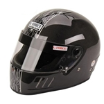 G-FORCE SA2010 CFG Full Face Racing Helmet, Carbon Fiber, S-XXL