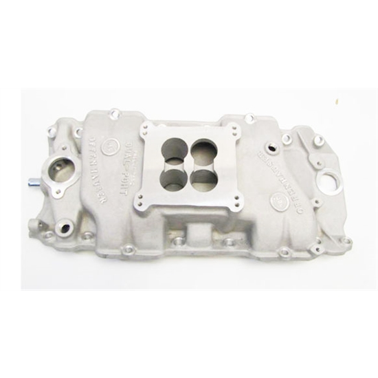 Offenhauser Chevy 396-454 Oval Port Dual