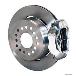 Wilwood 140-9282-P FDL Rear Brake Kit, Small Ford 2.50 Off