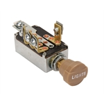 Universal Headlight Switch With Hi/Low
