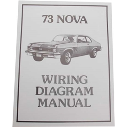 73 Wiring Diagrams Chevrolet by the Numbers - All