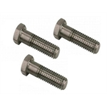 Tru-Lite Titanium Steering Wheel Bolt Kit, (3) 5/16 In-18 x .500 In
