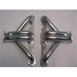 Garage Sale - Speedway Small Block Chevy Hugger Headers, AHC Coated
