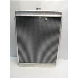 Garage Sale - Universal Aluminum Radiator, 27 Inch Tall, 19-3/4 Inch Wide