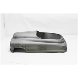 Garage Sale - Comet Pedal Car Body, Plain Grey