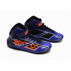 Garage Sale - Sparco Shadow KB-7 Karting Shoes, Size 9