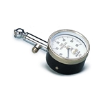 Auto Meter 2343 Auto Gage Mechanical Tire Pressure Gauge, 60 PSI