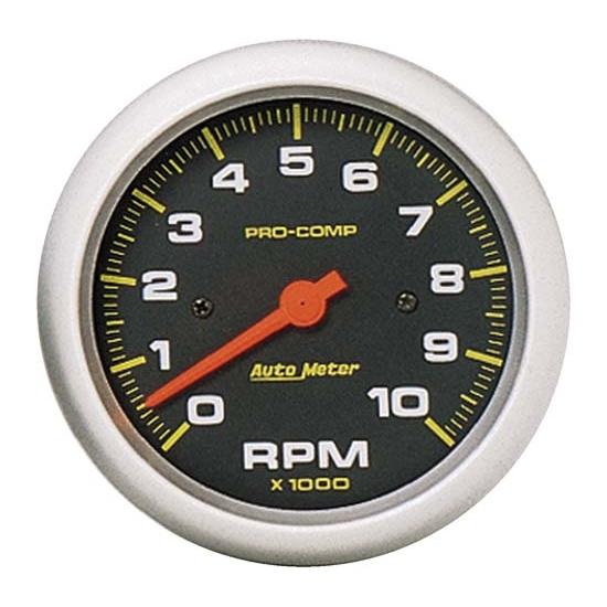 Auto meter 5161 pro comp air core in dash tachometer 10k for Rpm motors lincoln ne