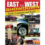 Book - East vs. West Showdown: Rods, Customs, and Rails
