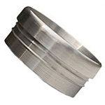 Dynatech® 794-93025 TorQ Tip Exhaust Tip - Single, 2-1/2 Inch