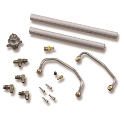 Holley 9900-172 Fuel Rail Kit, SB Chevrolet V8