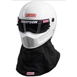 Simpson Drag Bandit Carbon Fiber SA2015 Racing Helmet