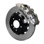 Wilwood 140-13582-N AERO6 GT Front Disc Brake Kit, 14 Inch