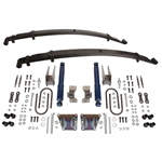 TCI 1941-48 Ford Car Rear Leaf Spring Kit