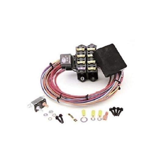 painless wiring 70207 cirkit boss auxiliary fuse block  7