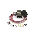Painless Wiring 70207 CirKit Boss Auxiliary Fuse Block, 7 Circuits, Weatherproof