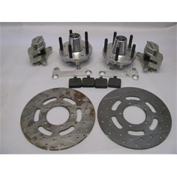 Garage Sale - US Brake F11i Front Disc Brake Drag Kit