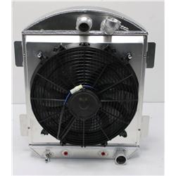 Garage Sale - AFCO Universal Street Rod Radiator, 24 X 18 Inch