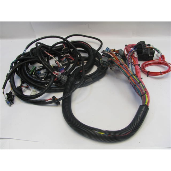 garage sale speedway gm engine wiring harness 1994 97. Black Bedroom Furniture Sets. Home Design Ideas