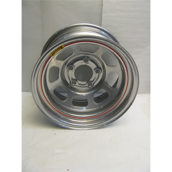 "Garage Sale - Bassett D-Hole Wheel - 15x8, 5 on 5"", without Beadlock"