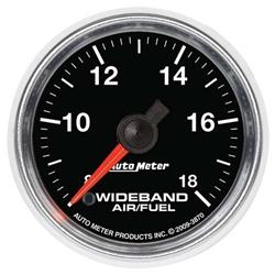 Garage Sale - Auto Meter 3870 GS Digital Stepper Motor Wideband Air/Fuel Ratio Gauge