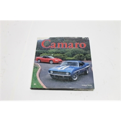 Garage Sale - Dave Graham 1000 Camaro History Book, 1967-2000
